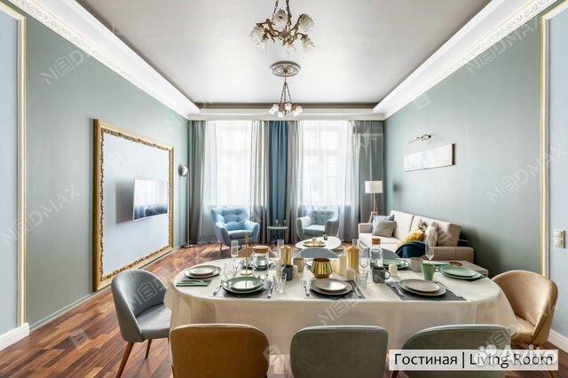 5-к квартира, 155.9 м², 2/5 эт. 88124263793 купить 2