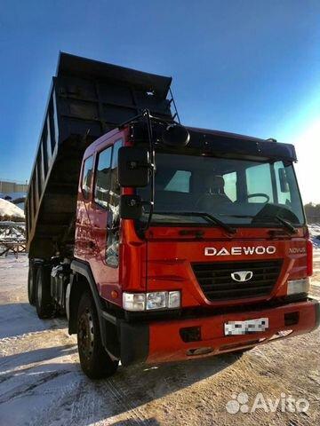 Daewoo Novus 2012 купить 2