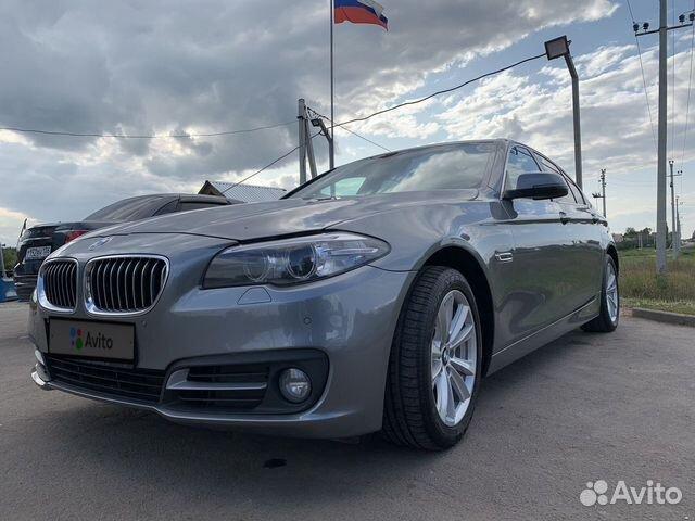 BMW 5 серия, 2014 89100408254 купить 2