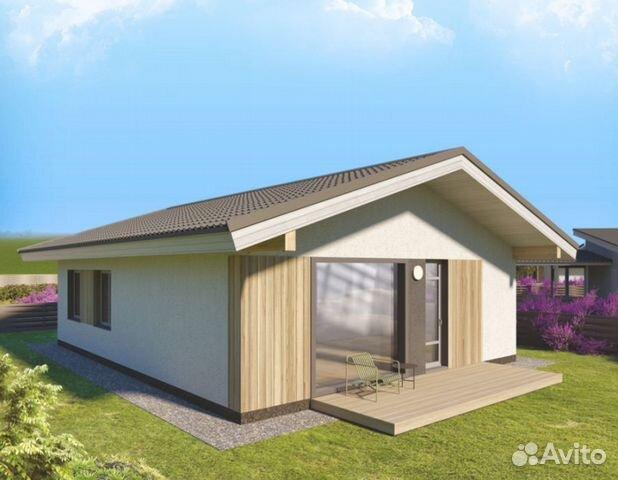 Дом 78 м² на участке 9 сот. 89097950030 купить 1