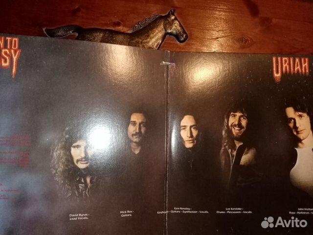 Виниловая пластинка Uriah Heep Return To Fantasy  89086152795 купить 2