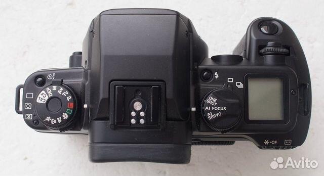 Canon EOS 50 Canon 55 Canon Elan II черный корпус купить 6