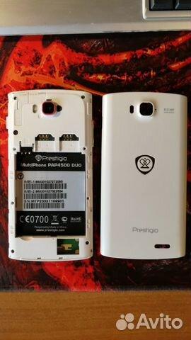 Запчасти Prestigio MultiPhone PAP4500 DUO  купить 1