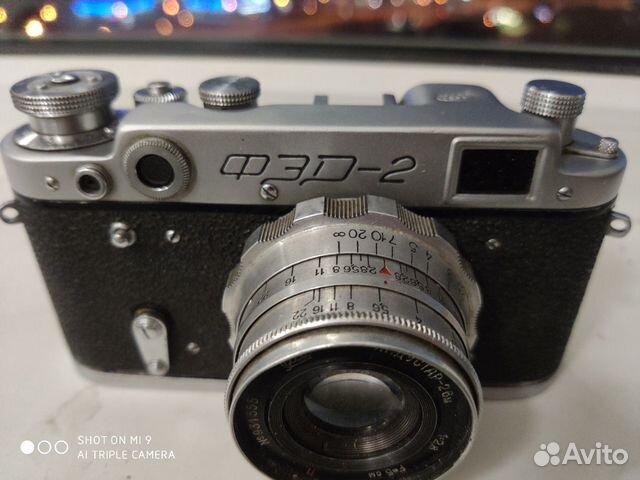 Фотоаппарат Киев 88 и фэд 3 купить 2