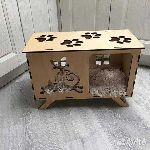 Дом для кошек 89612340824 купить 5