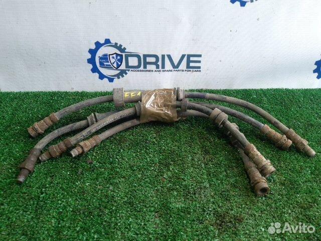 89270165946  Шланг тормозной Ford Focus DFW 1.6 zetec rocam