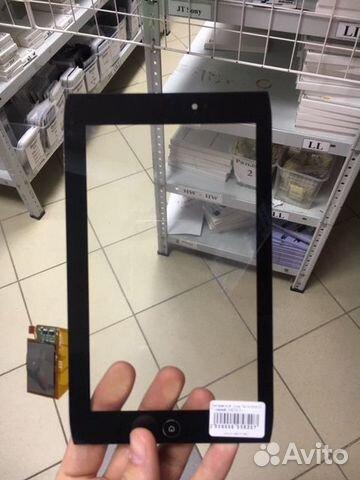 89003081353 Стекло сенсора Acer Iconia Tab A100/A101 7 (черны
