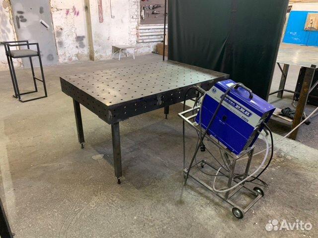 Стол сварочный 3D 1500*1000 мм  89005359120 купить 4
