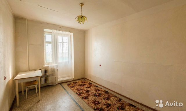 Комната 18 м² в 2-к, 7/9 эт. 89170802595 купить 5