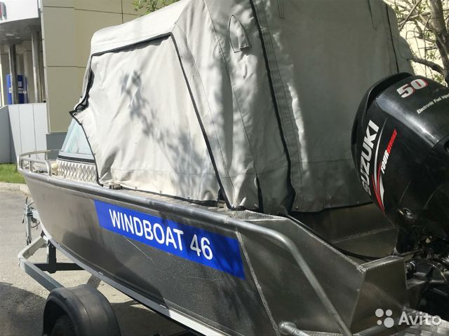 Лодка Windboat (Виодбот) 46 89822604766 купить 2