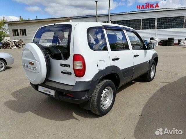Chevrolet Niva, 2014 89177444518 купить 3