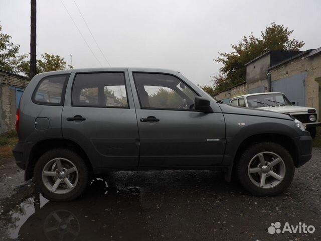 Chevrolet Niva, 2012 89630040281 купить 3