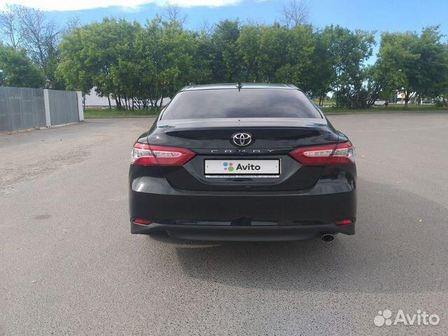 Toyota Camry, 2019 89051437897 купить 7