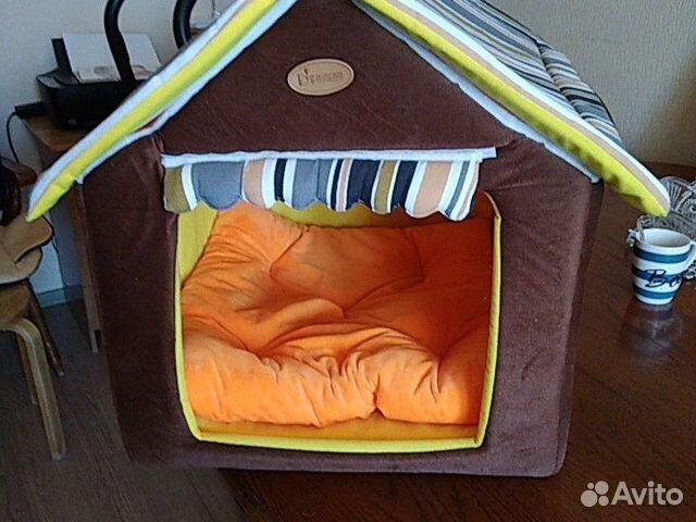 Дом для собаки, кошки. Новый 89654504392 купить 1