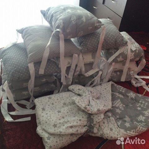 Бортики и одеяло на выписку 89208099488 купить 1