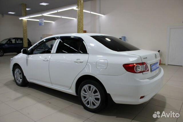 Toyota Corolla, 2011  89828708454 купить 7