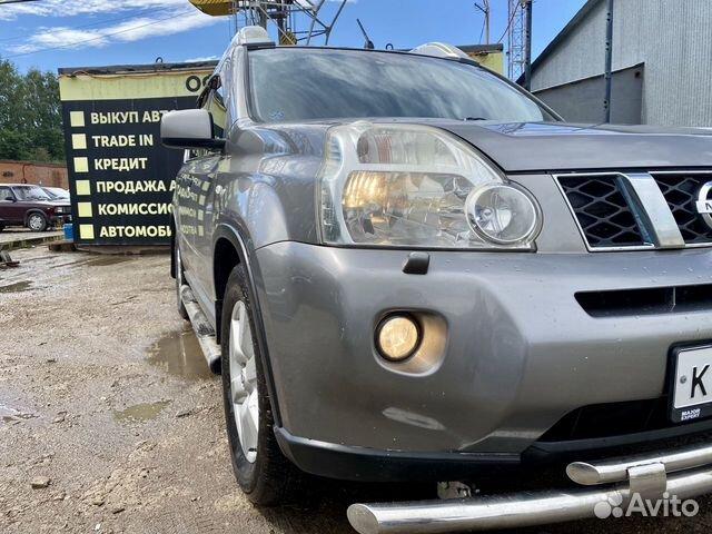 Nissan X-Trail, 2008  89501661111 купить 7