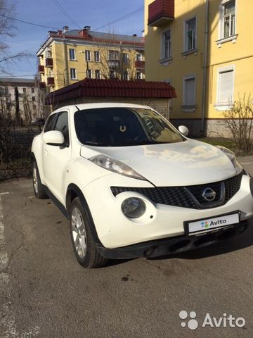 Nissan Juke, 2012  89095959536 купить 3