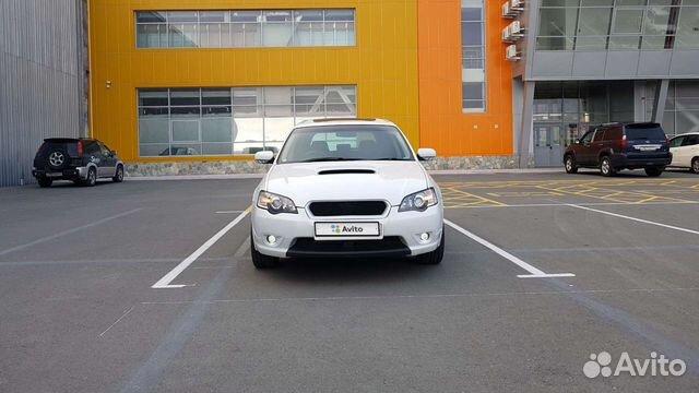 Subaru Legacy, 2003  купить 3