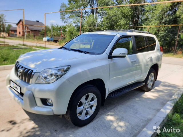 Toyota Land Cruiser Prado, 2012  89034175732 купить 5