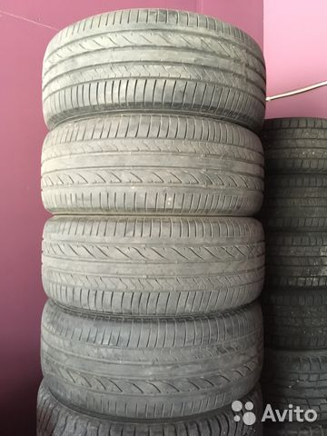 Bridgestone Dueler H/P sport  89095275508 купить 1