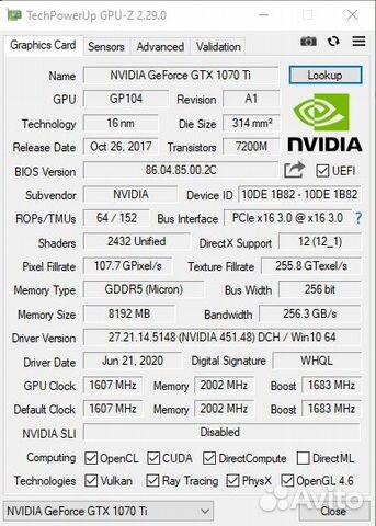 Игровой пк Ryzen 3100 2x8 DDR4 GTX 1070-Ti SSD 240  89157198443 купить 9