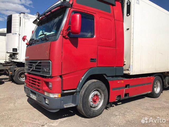 Продам тягач Volvo FH12 380, 1999 года выпуска  89068441967 купить 4