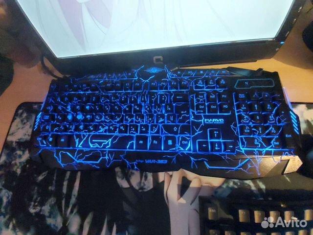 Игровая клавиатура Marvo Var-363  89522903875 купить 1