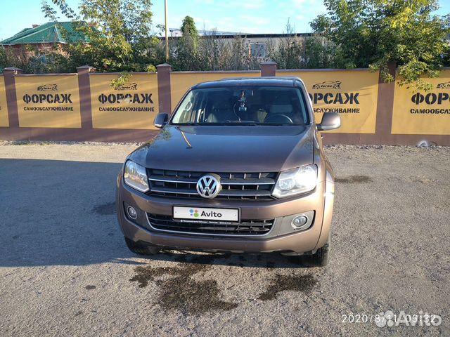 Volkswagen Amarok, 2013  89011484137 купить 5