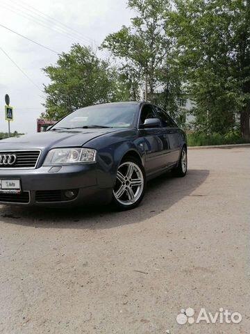 Audi A6, 2002  89606141708 купить 1
