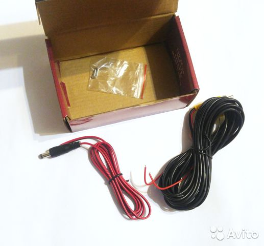 Камера заднего вида, новый комплект  89216884162 купить 3