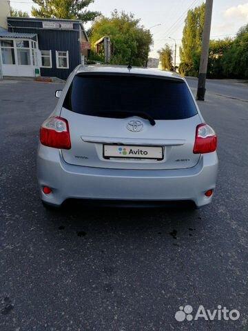 Toyota Auris, 2012  89092326839 купить 2
