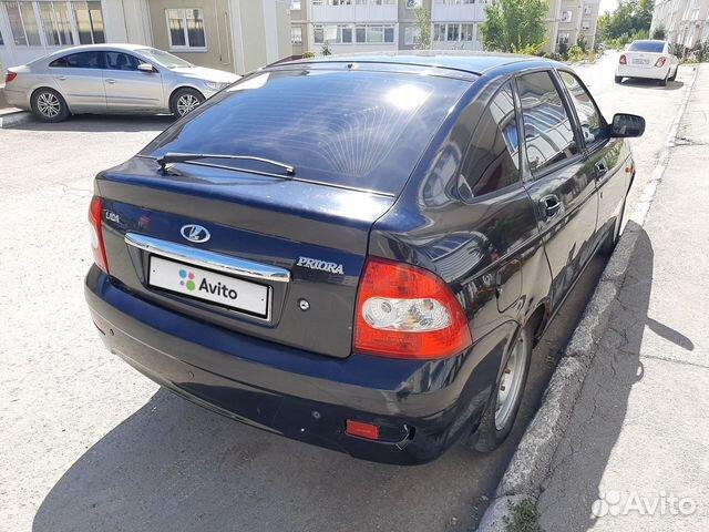 LADA Priora, 2008  89587683961 купить 5