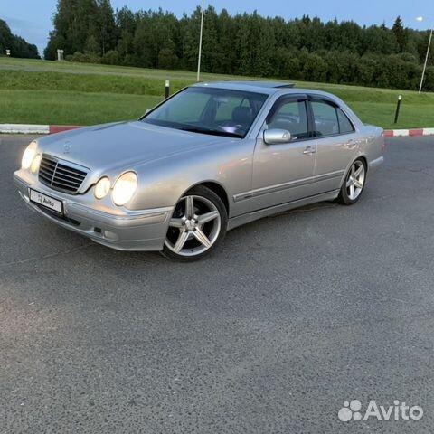 Mercedes-Benz E-класс, 2001  89062928988 купить 4