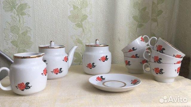 Чайный набор  89034200333 купить 1