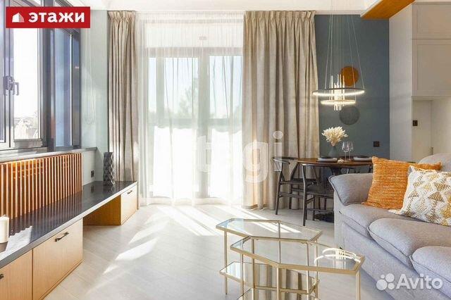 3-к квартира, 86.4 м², 4/9 эт.  89214656341 купить 3