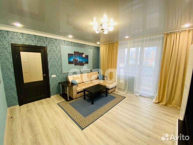 1-к квартира, 43 м², 3/10 эт.  89343353137 купить 2