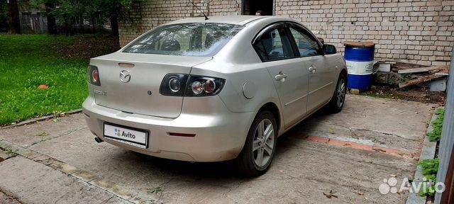Mazda 3, 2007  89065553993 купить 4