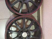 Диски RW (Racing Wheels) R16