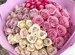 Розы в Коробке Букеты 25 51 101 201 Пионы Цветы