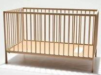 Детская кроватка икея