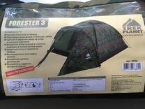 Новая палатка trek planet forester 3