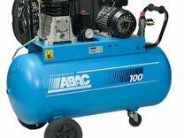 Компрессор поршневой Abac B5900B/200 CT5.5(Италия)