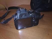Nikon D3100 комплект почти новый