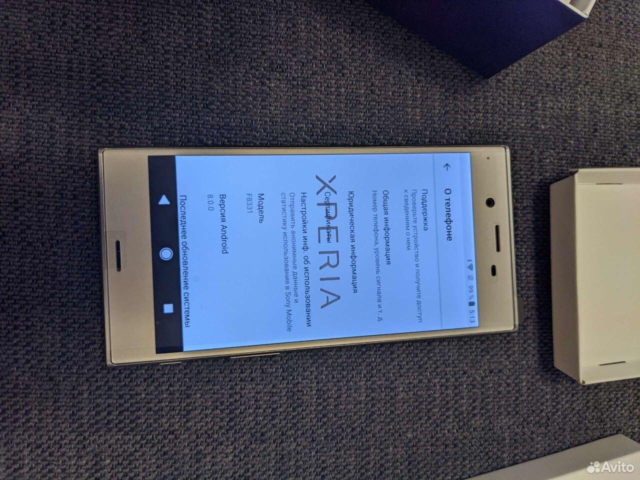 Телефон Sony xperia XZ  89500332391 купить 9