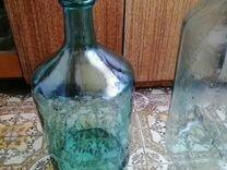 Бутыль стеклянный 20л. и 10л