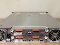 Новый дисковый массив HP p2000 g3, полка