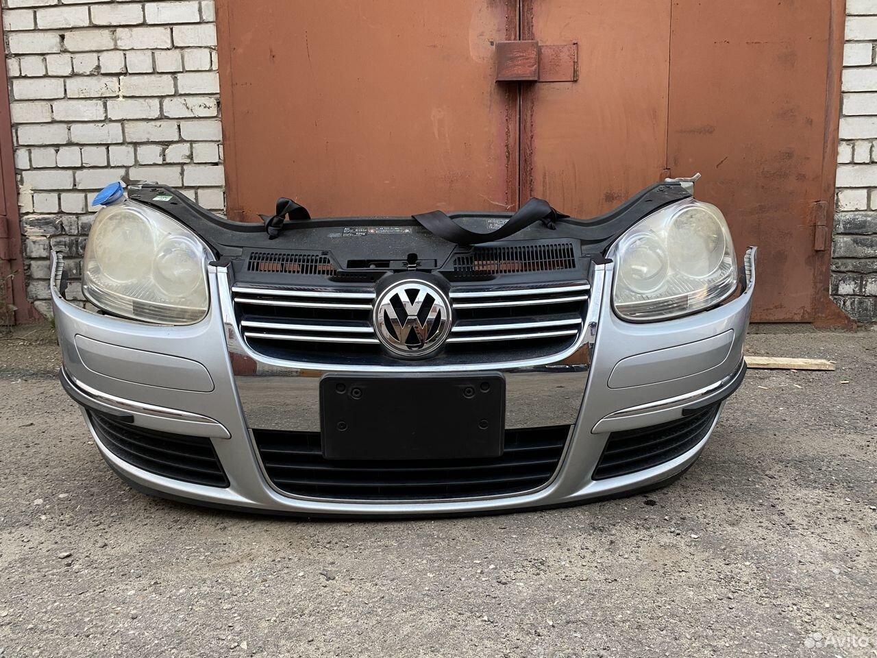 Ноускат серебристый Volkswagen Jetta 5  89534684247 купить 3