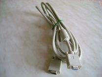 Удлинитель VGA кабель папа мама