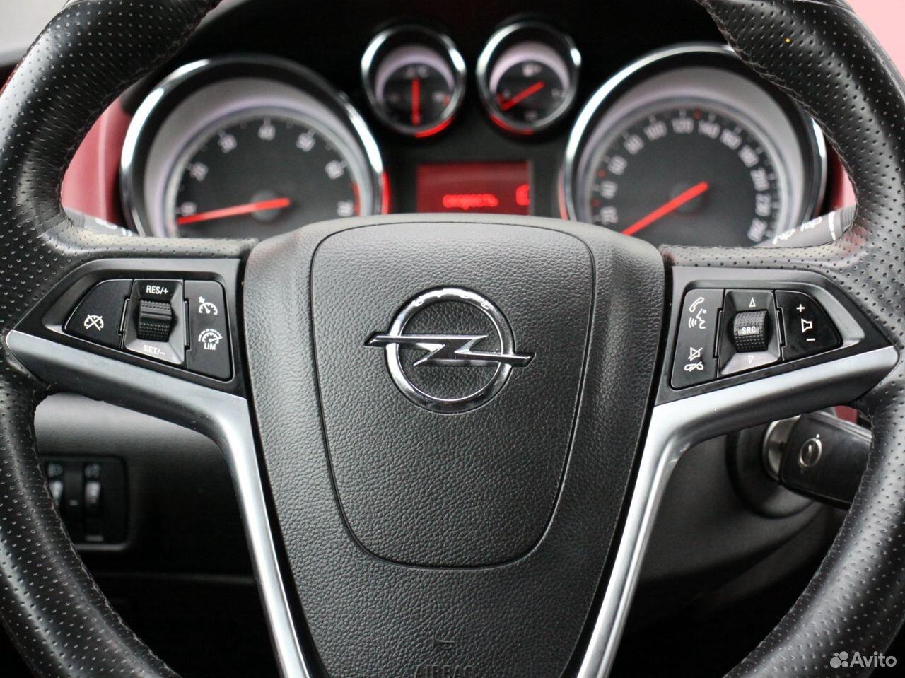 Opel Astra GTC, 2013  88129206410 купить 10